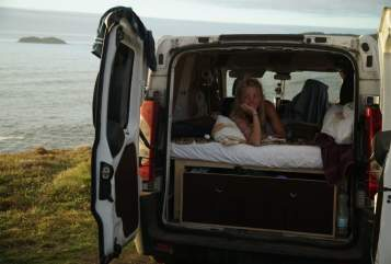 Hire a motorhome in Kreuzlingen from private owners  Fiat Herr Nilsson