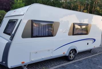 Hire a motorhome in Gifhorn from private owners| Bürstner Bürstner