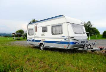 Hire a motorhome in Glashütte from private owners| Fendt Fendi