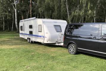 Hire a motorhome in Broderstorf from private owners| Hobby Dickschiff