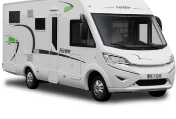 Hire a motorhome in Oberschneiding from private owners| Forster König Ludwig