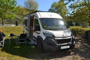 Hire a motorhome in Fischbachtal from private owners| Maincamp Matti