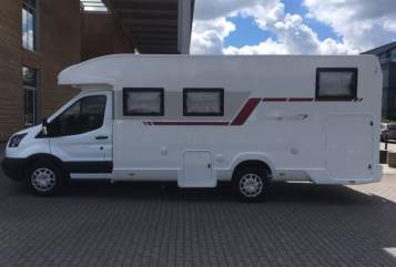 Hire a motorhome in Düsseldorf from private owners| Roller Team Paulchen