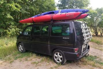 Hire a motorhome in Dresden from private owners  VW Bernd Ullrich