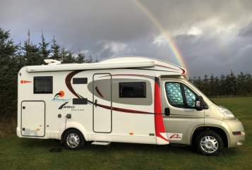 Hire a motorhome in Nehms from private owners| FIAT LORD IXEO