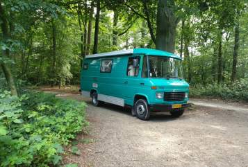 Hire a motorhome in Arnhem from private owners| Mercedes Benz VanInvest 508