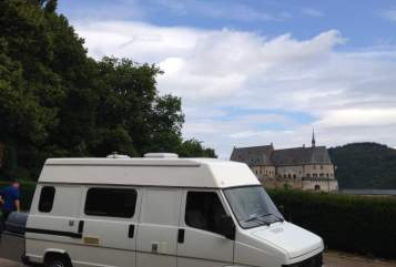Hire a motorhome in Deventer from private owners| Fiat Koning camper