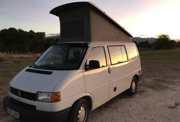 Hire a motorhome in München from private owners  VW Julius aka Jule