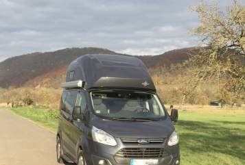 Hire a motorhome in Jena from private owners| Ford Nuggi