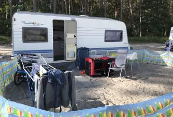 Hire a motorhome in Tiefenbronn from private owners| Hobby Hasardeur