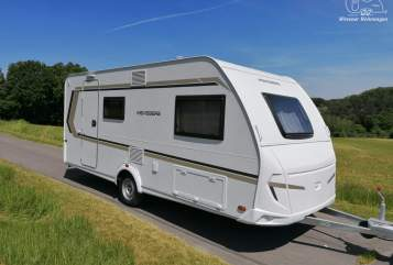 Hire a motorhome in Witten from private owners| Weinsberg Willi