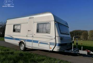 Hire a motorhome in Witten from private owners| Fendt Theo