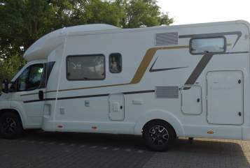 Hire a motorhome in Schwabenheim an der Selz from private owners| Eura Mobil Traummobil