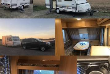 Hire a motorhome in Hünxe from private owners| Adria Marc_w76