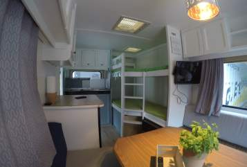 Hire a motorhome in Scharnstein from private owners  Fendt Family Joker