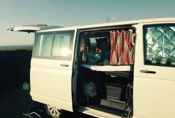 Hire a motorhome in Köln from private owners  VW Bulliver