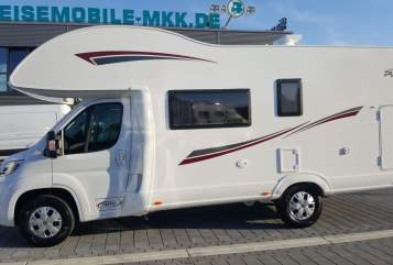 Hire a motorhome in Ulmen from private owners| PLA Sonnenschein