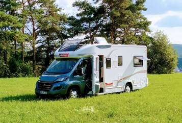 Hire a motorhome in Dautphetal from private owners| Challenger Konrad
