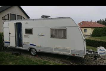 Hire a motorhome in Gardelegen from private owners| Bürstner US1