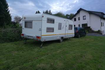 Hire a motorhome in Ruppichteroth from private owners| Bürstner Bürstner