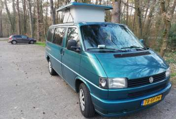 Hire a motorhome in Utrecht from private owners| VW VW Multivan