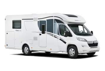 Hire a motorhome in Landkreis Ingolstadt from private owners| Dethleffs Glücksmobil