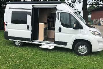 Hire a motorhome in Haren from private owners| Pössl Roadcar 640