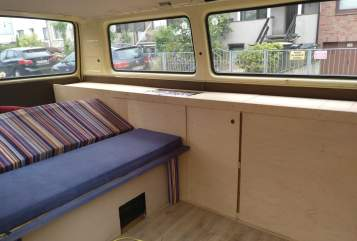 Hire a motorhome in Bremen from private owners  Volkswagrn Paula