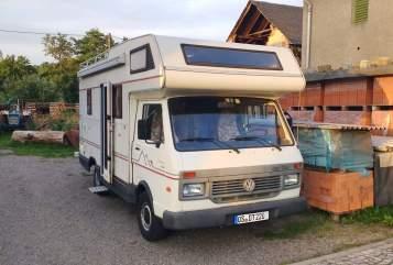 Hire a motorhome in Zwickau from private owners| Karmann Lt 31 Karmann