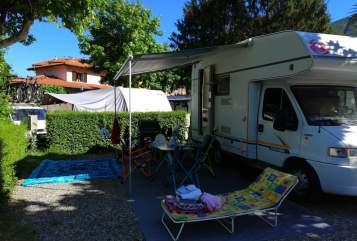 Hire a motorhome in Klettgau from private owners| Fiat Ducato Womi