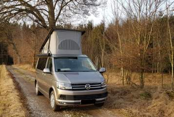 Hire a motorhome in Schwabhausen from private owners| VW Wilderer