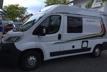 Hire a motorhome in Ubstadt-Weiher from private owners| Knaus Tabbert, Weinsberg Berta