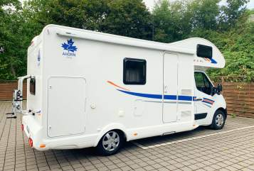 Hire a motorhome in Hannover from private owners  Renault Eriksson