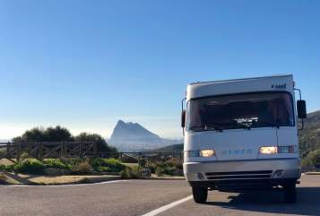 Hire a motorhome in Bonn from private owners| Hymer  Hymi