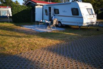 Hire a motorhome in Billerbeck from private owners| Dethleffs  Ledara