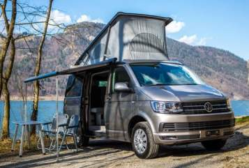 Hire a motorhome in Am Mellensee from private owners| VW VWT6 California