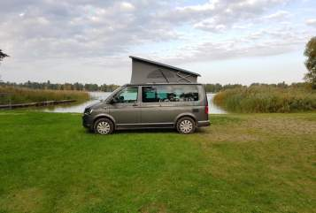 Hire a motorhome in Am Mellensee from private owners| VW Greyhound
