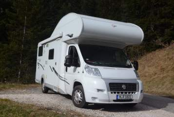 Hire a motorhome in Ottobrunn from private owners| TEC Erg Chebbi  2