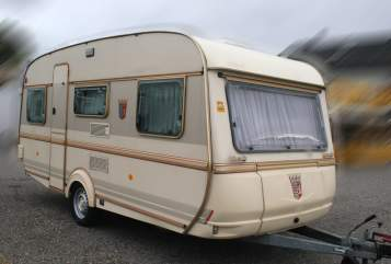 Hire a motorhome in Bönnigheim from private owners  Tabbert Comtesse 450