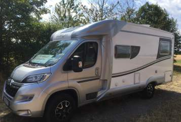 Hire a motorhome in Rheinbach from private owners| Illusion Betsy TM5