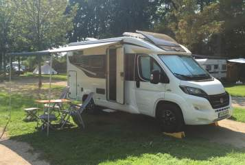 Hire a motorhome in Hannover from private owners| Fiat Bürste