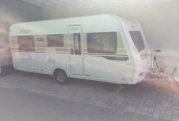 Hire a motorhome in Jugenheim in Rheinhessen from private owners  LMC Heinmück