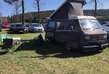 Hire a motorhome in Rheinbach from private owners| Vw Bus T3  Hector