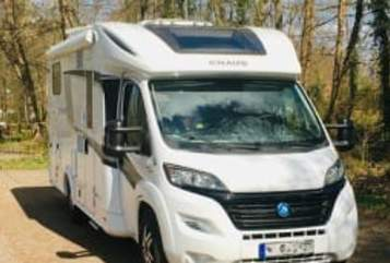 Hire a motorhome in Walldorf from private owners| Knaus Indy