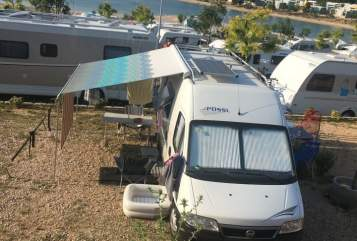 Hire a motorhome in Molbergen from private owners| Pössl  Andi Camper