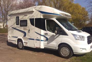 Hire a motorhome in Bremen from private owners| CHAUSSON WoMo