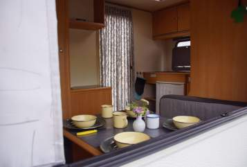 Hire a motorhome in Leipzig from private owners| Adria Wohnifux