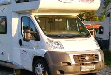 Hire a motorhome in München from private owners| Challenger EMMA