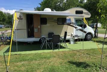 Hire a motorhome in Pfullendorf from private owners| Ahorn Camp Ahorn Canada AS