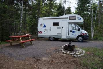 Hire a motorhome in Ludwigsburg from private owners| Fiat Berta